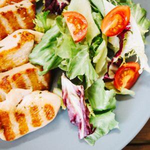 Food to your door chicken fillet